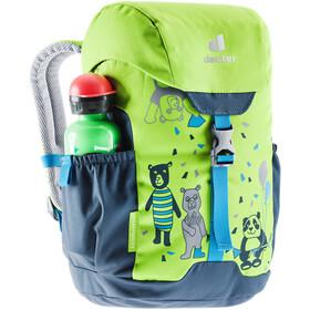 deuter Schmusebär Backpack 8l Kids kiwi/arctic